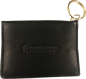 BPC EMBOSSED LEATHER ID - BPC Embossed Leather ID Pouch