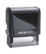 COMEXP-IDEAL - Self Inking Commission Expiration Stamp